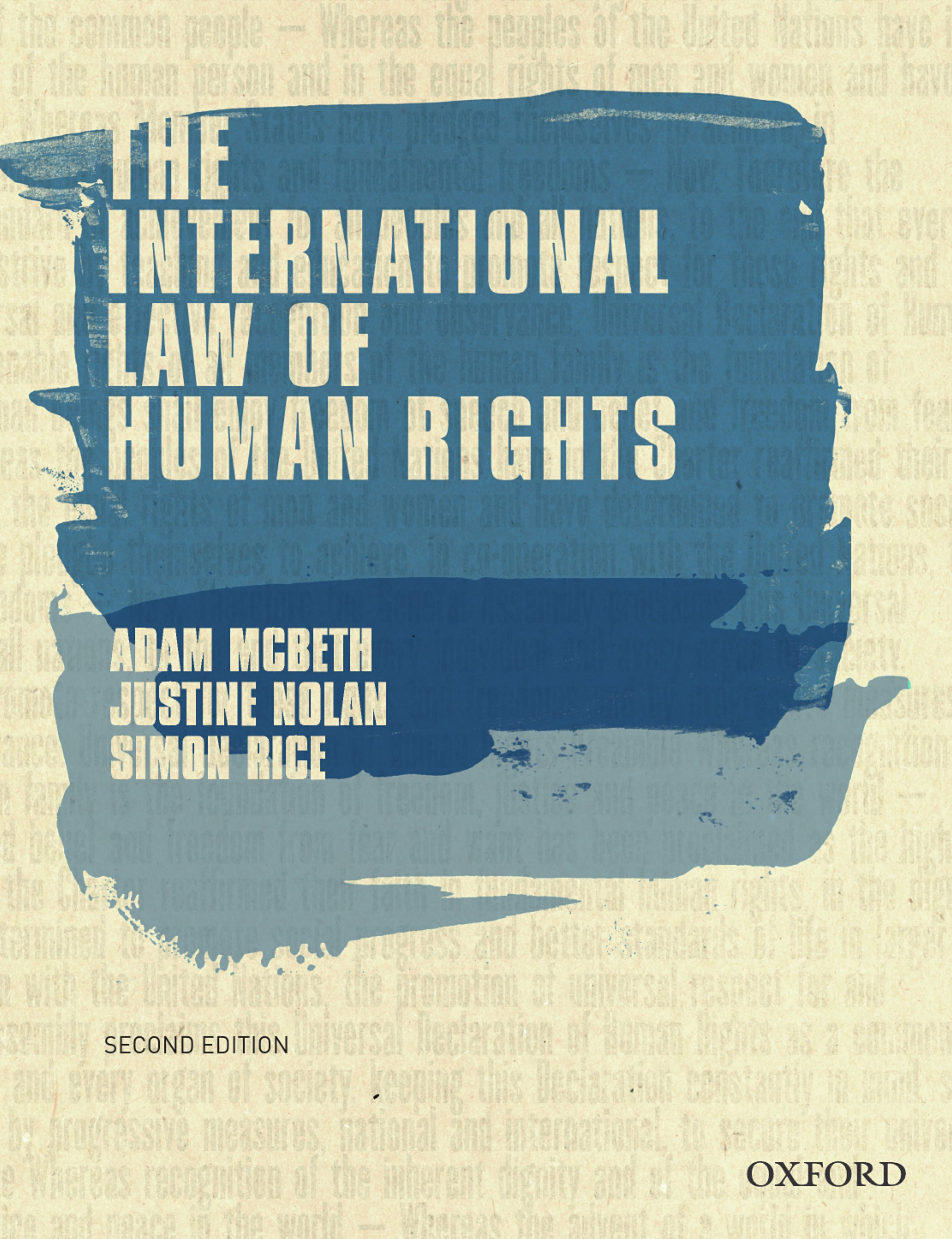The International Law of Human Rights eBook