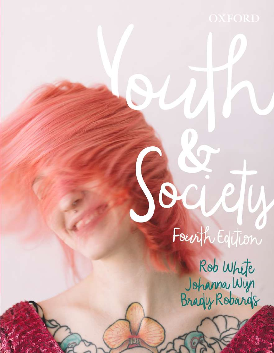 Youth and Society eBook