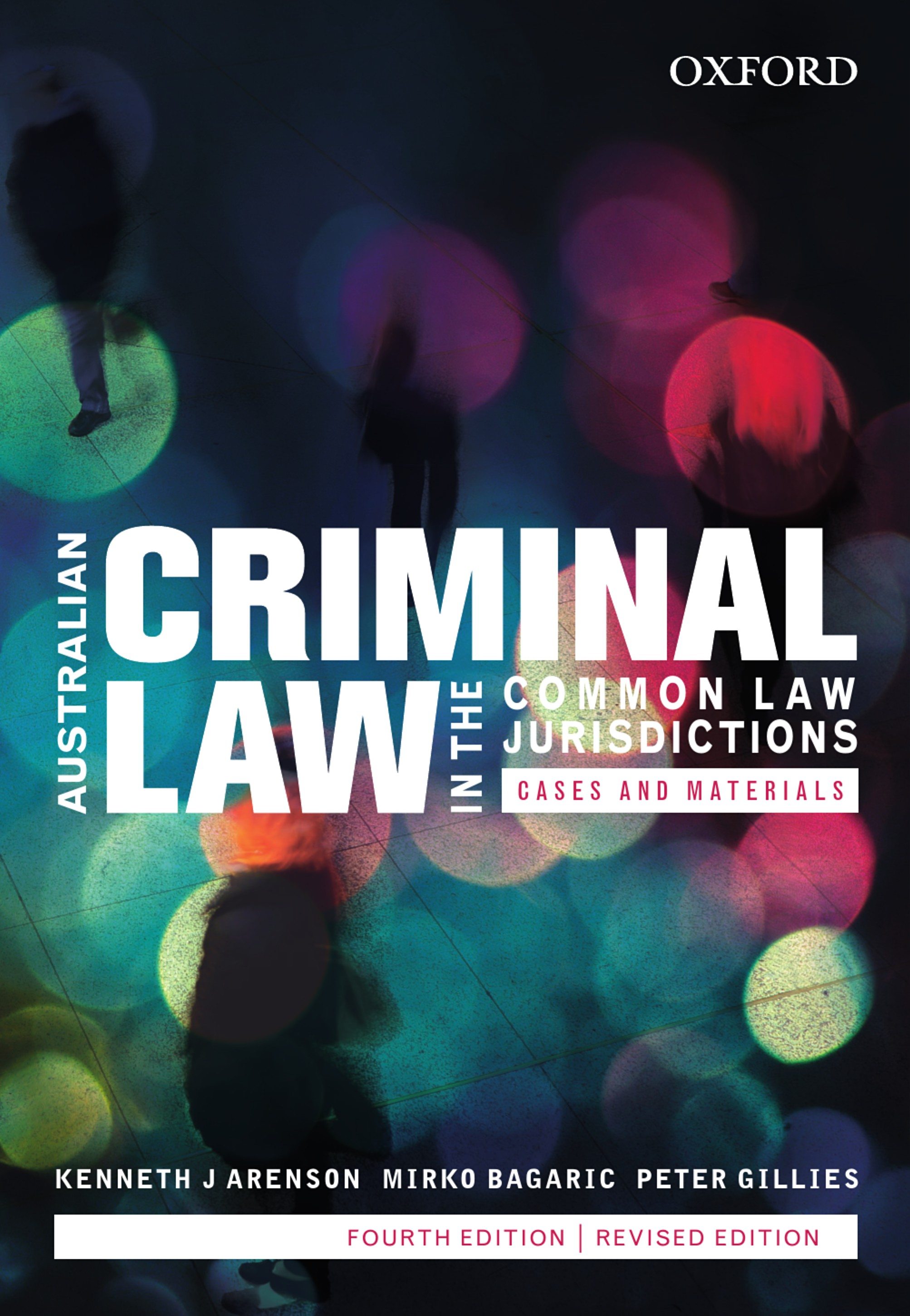 Australian Criminal Law in the Common Law Jurisdictions eBook