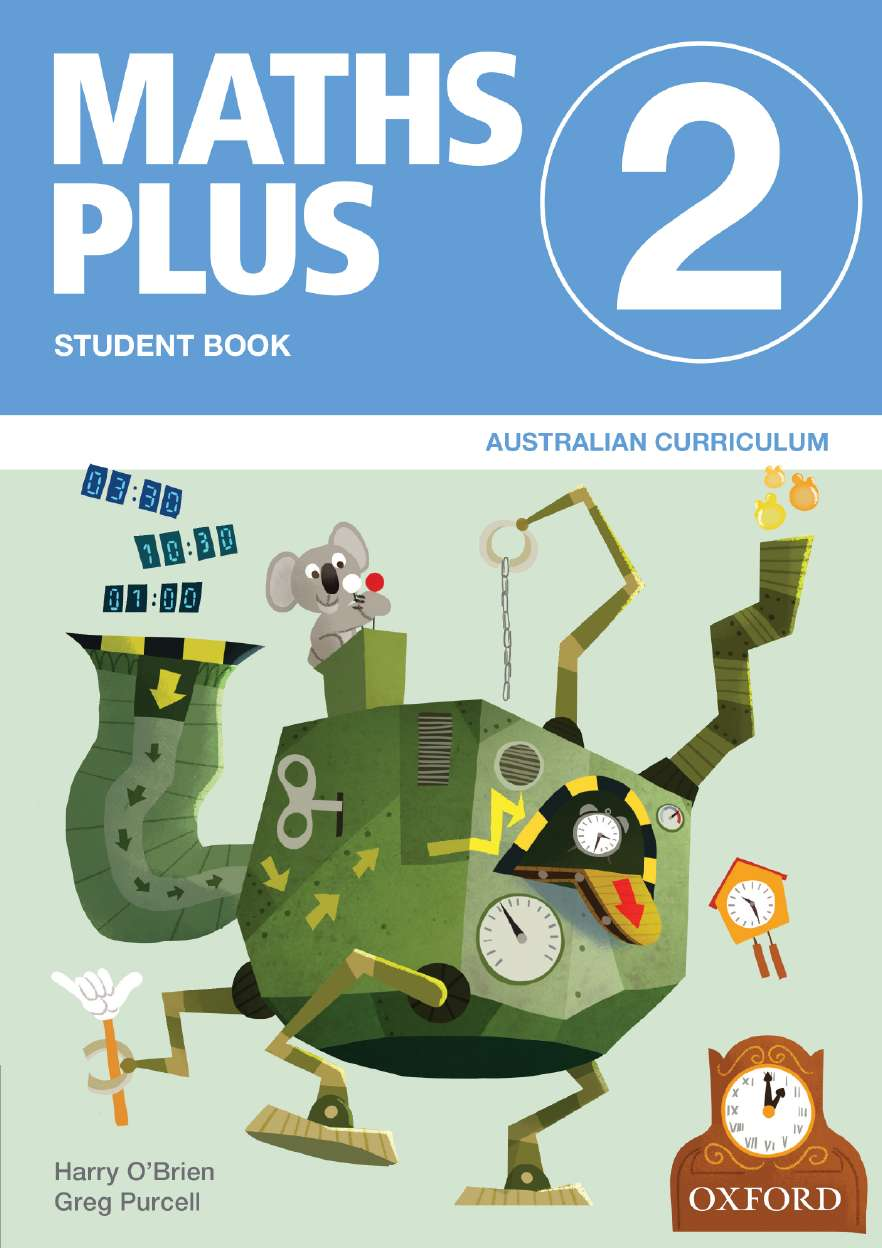 Maths Plus Australian Curriculum Ed Student and Assessment Book 2 Value Pack