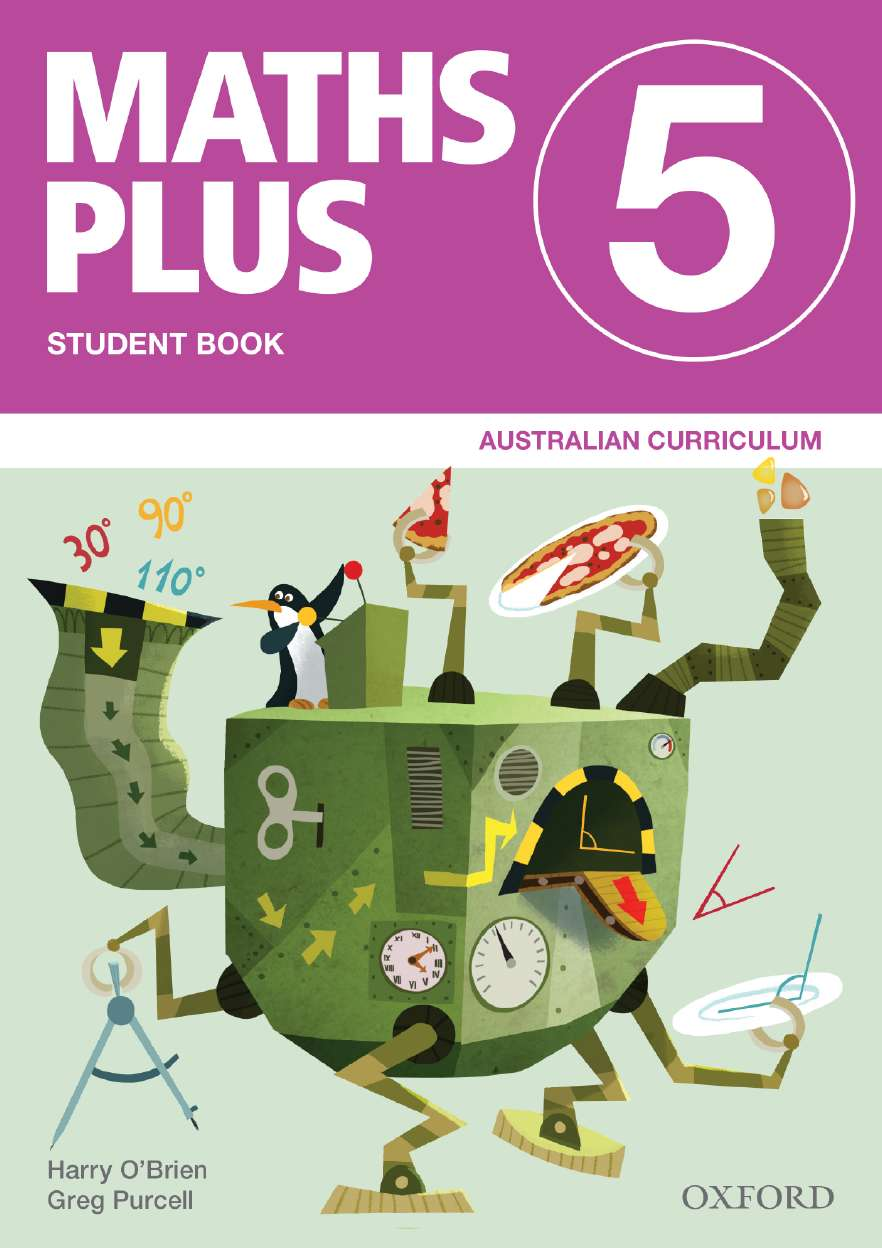 Maths Plus Australian Curriculum Ed Student and Assessment Book 5 Value Pack