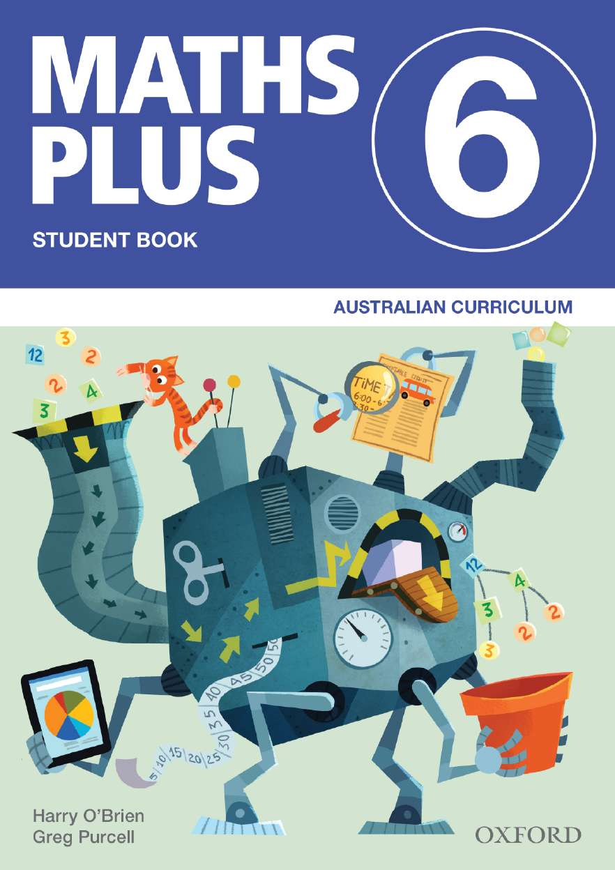 Maths Plus Australian Curriculum Ed Student and Assessment Book 6 Value Pack