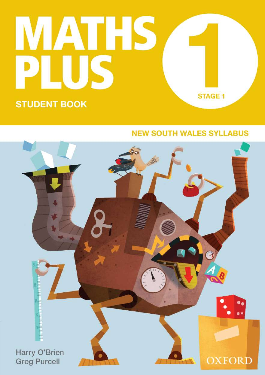Maths Plus NSW Australian Curriculum Ed Student and Assessment Book 1 Value Pack