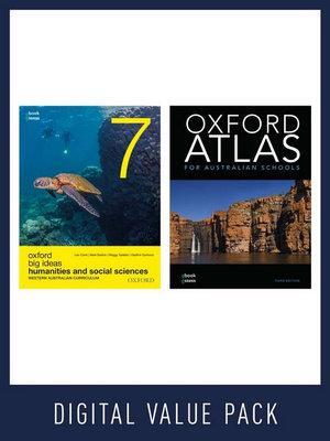 Oxford Big Ideas Humanities 7 West Aust. Curriculum + Atlas Value pack