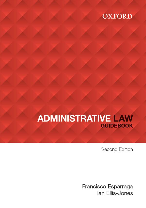 Administrative Law Guidebook eBook rental