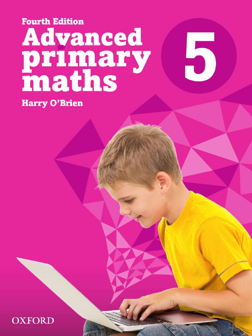 Advanced Primary Maths 5 Australian Curriculum Edition