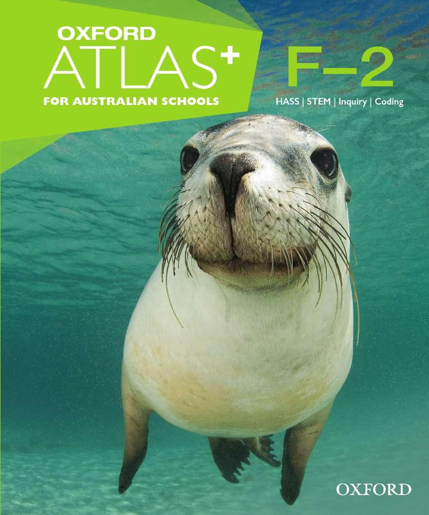 Oxford Atlas for Australian Schools Years F-2