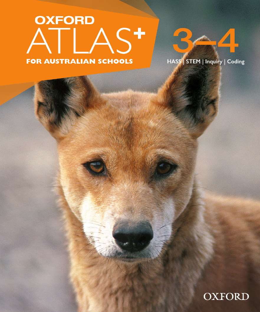 Oxford Atlas for Australian Schools Years 3-4
