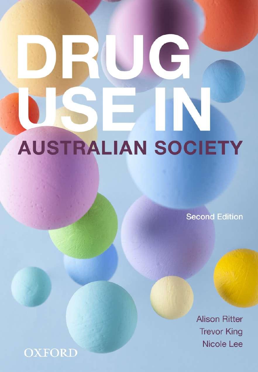 Drug Use in Australian Society eBook