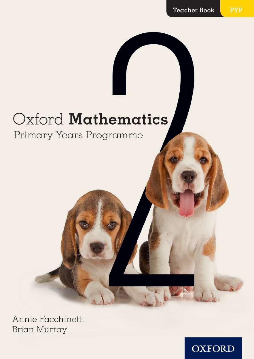 Oxford Mathematics Primary Years Programme Teacher Book 2