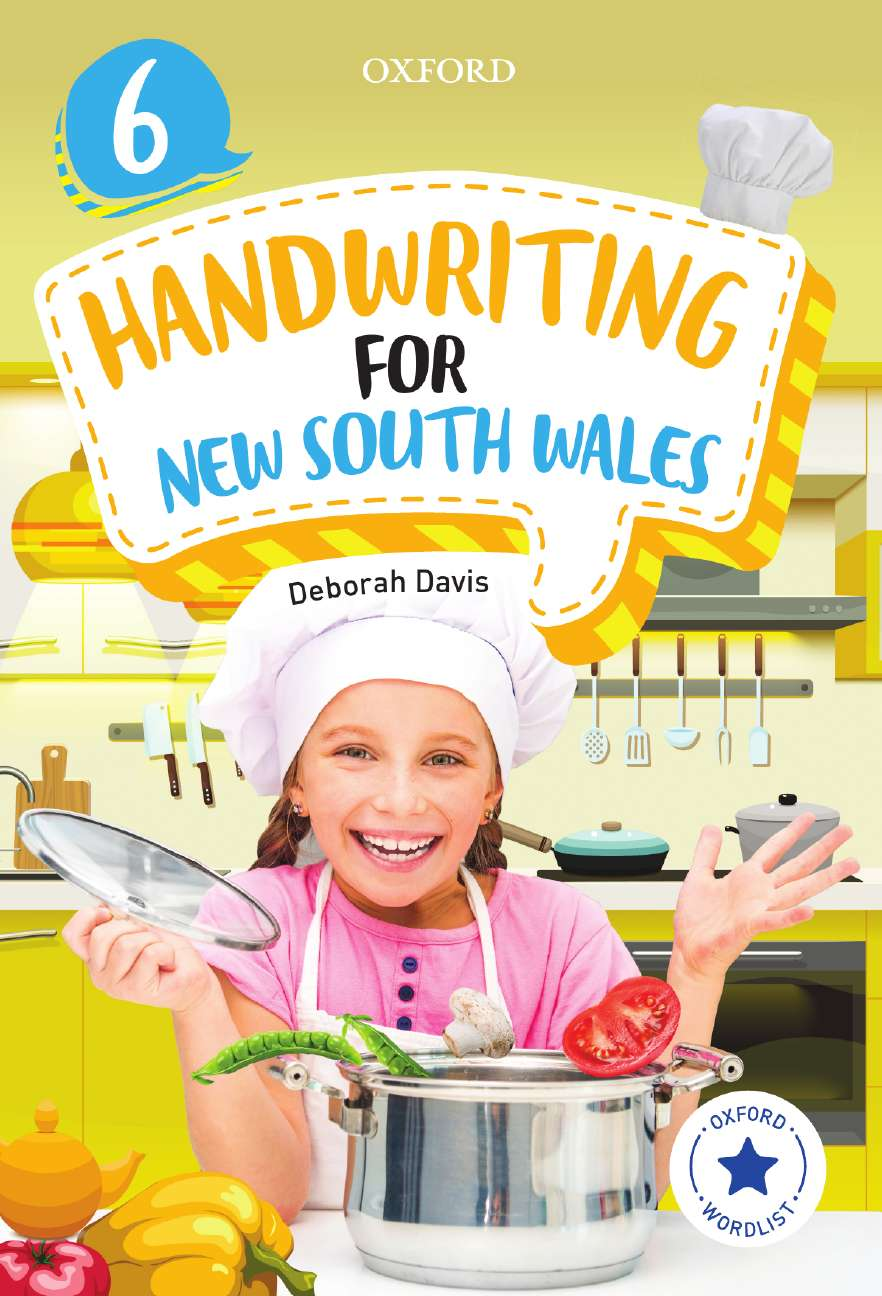 Oxford Handwriting for New South Wales Year 6