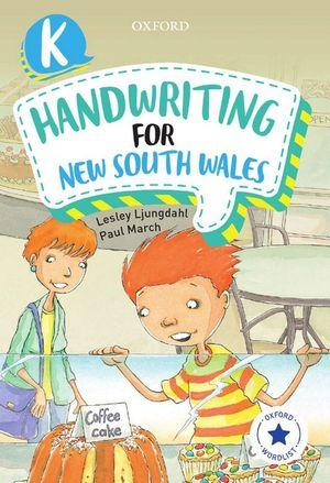Oxford Handwriting for New South Wales Foundation