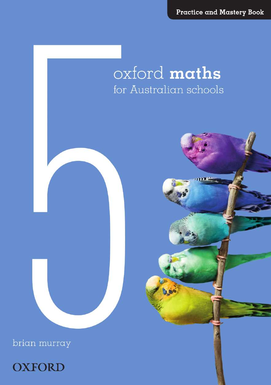 Oxford Maths Practice and Mastery Book Year 5