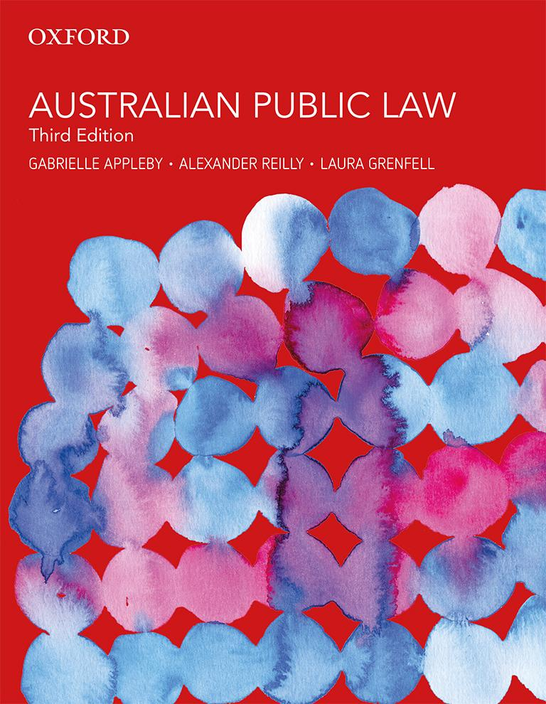 Australian Public Law eBook rental