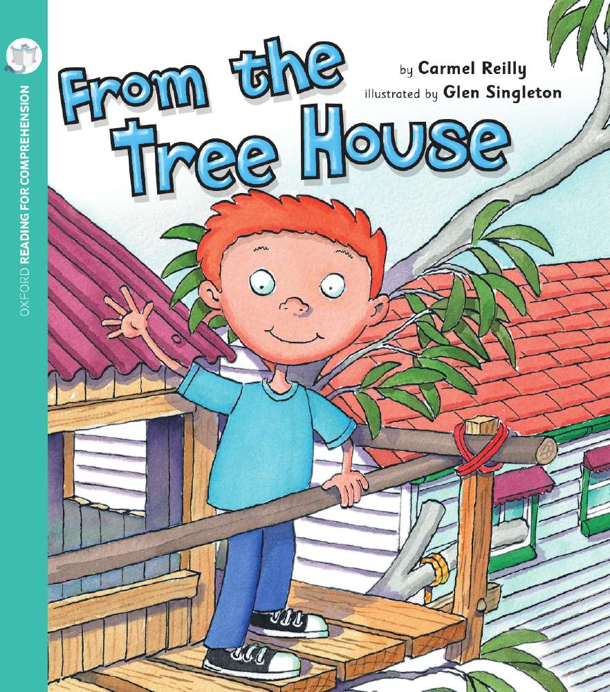 From the Treehouse: Oxford Level 1+: Pack of 6 with Comprehension Card