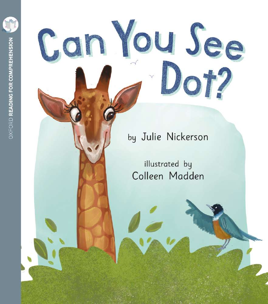 Can You See Dot?: Oxford Level 2: Pack of 6