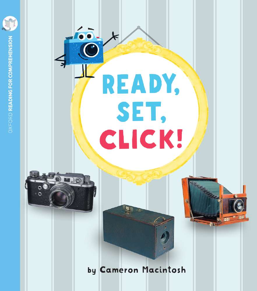 Ready, Set, Click!: Oxford Level 5: Pack of 6 with Comprehension Card
