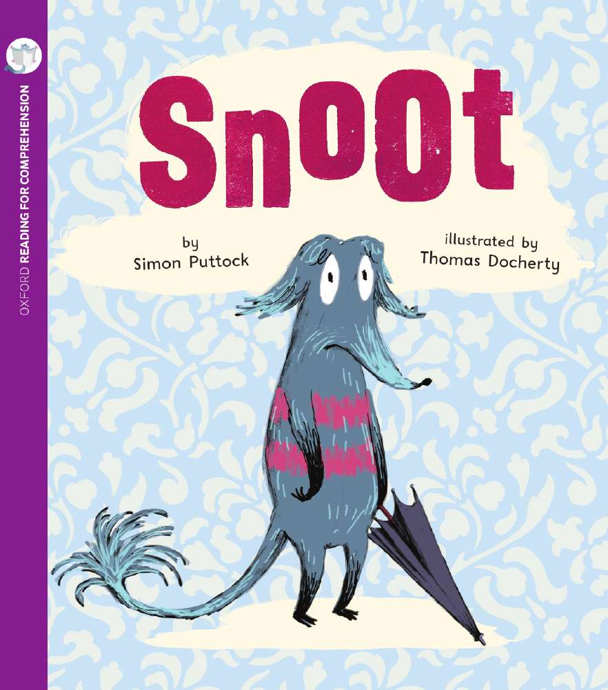 Snoot: Oxford Level 6: Pack of 6 with Comprehension Card