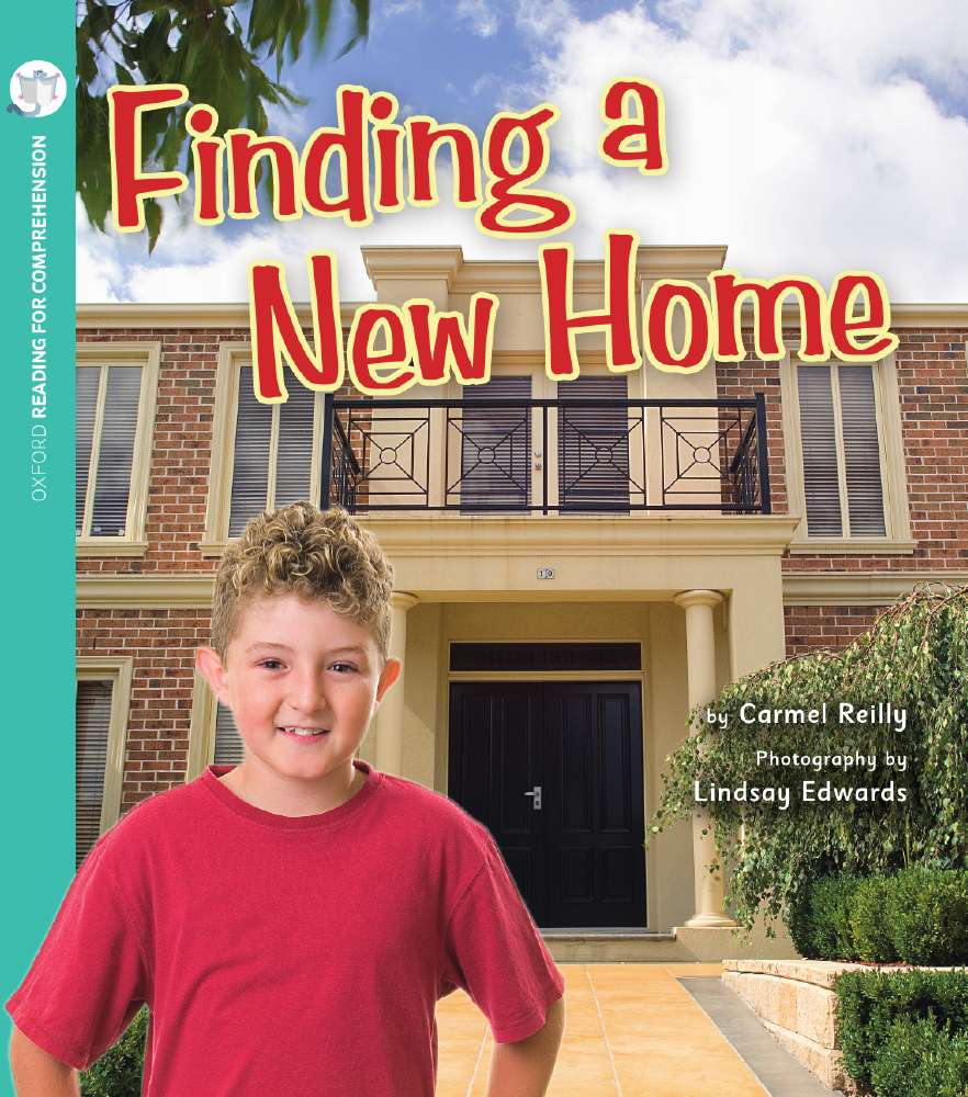 Finding a New Home: Oxford Level 5: Pack of 6
