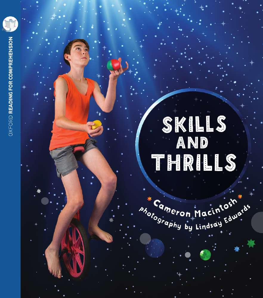 Skills and Thrills: Oxford Level 10: Pack of 6 with Comprehension Card
