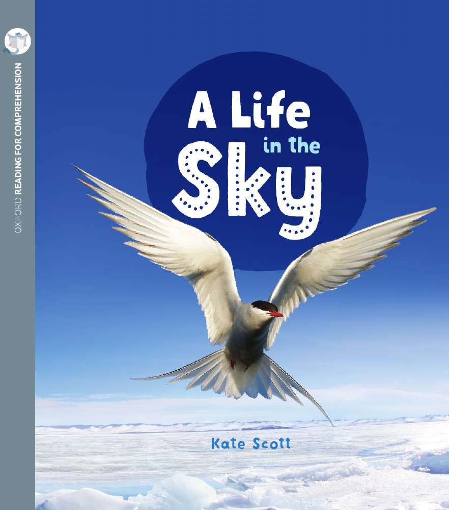 A Life in the Sky: Oxford Level 10: Pack of 6 with Comprehension Card