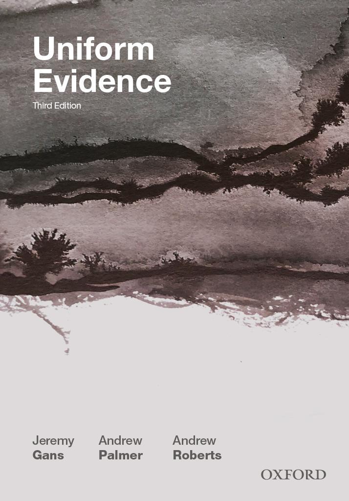 Uniform Evidence eBook