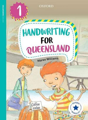 Oxford Handwriting for Queensland Year 1