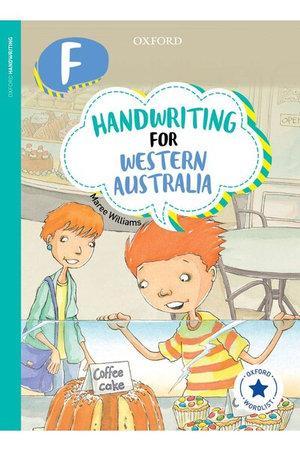 Oxford Handwriting for Western Australia Year F