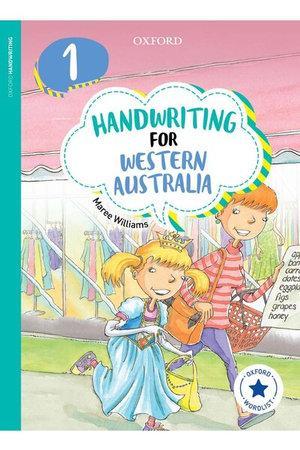 Oxford Handwriting for Western Australia Year 1