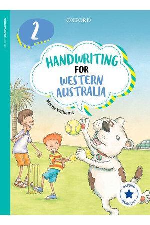 Oxford Handwriting for Western Australia Year 2