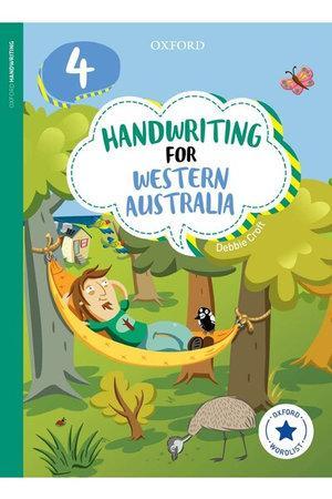 Oxford Handwriting for Western Australia Year 4