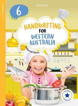 Oxford Handwriting for Western Australia Year 6