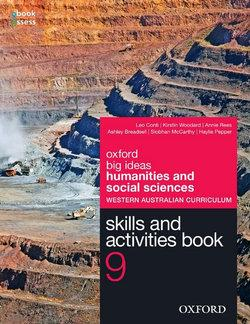 Big Ideas Humanities & Social Sciences 9 WA Curriculum Skills & Activities Book