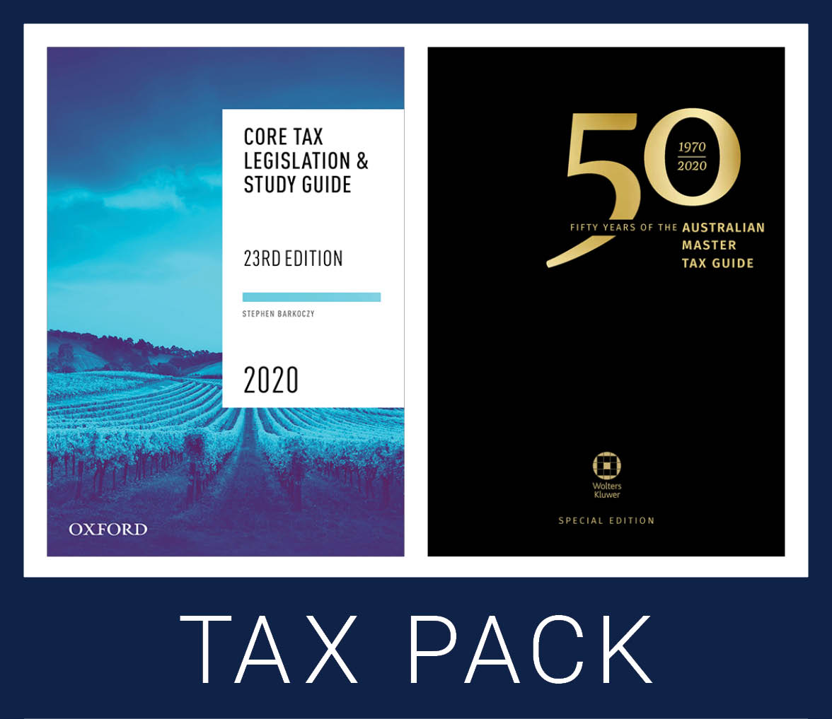 Core Student Tax Pack 1 2020