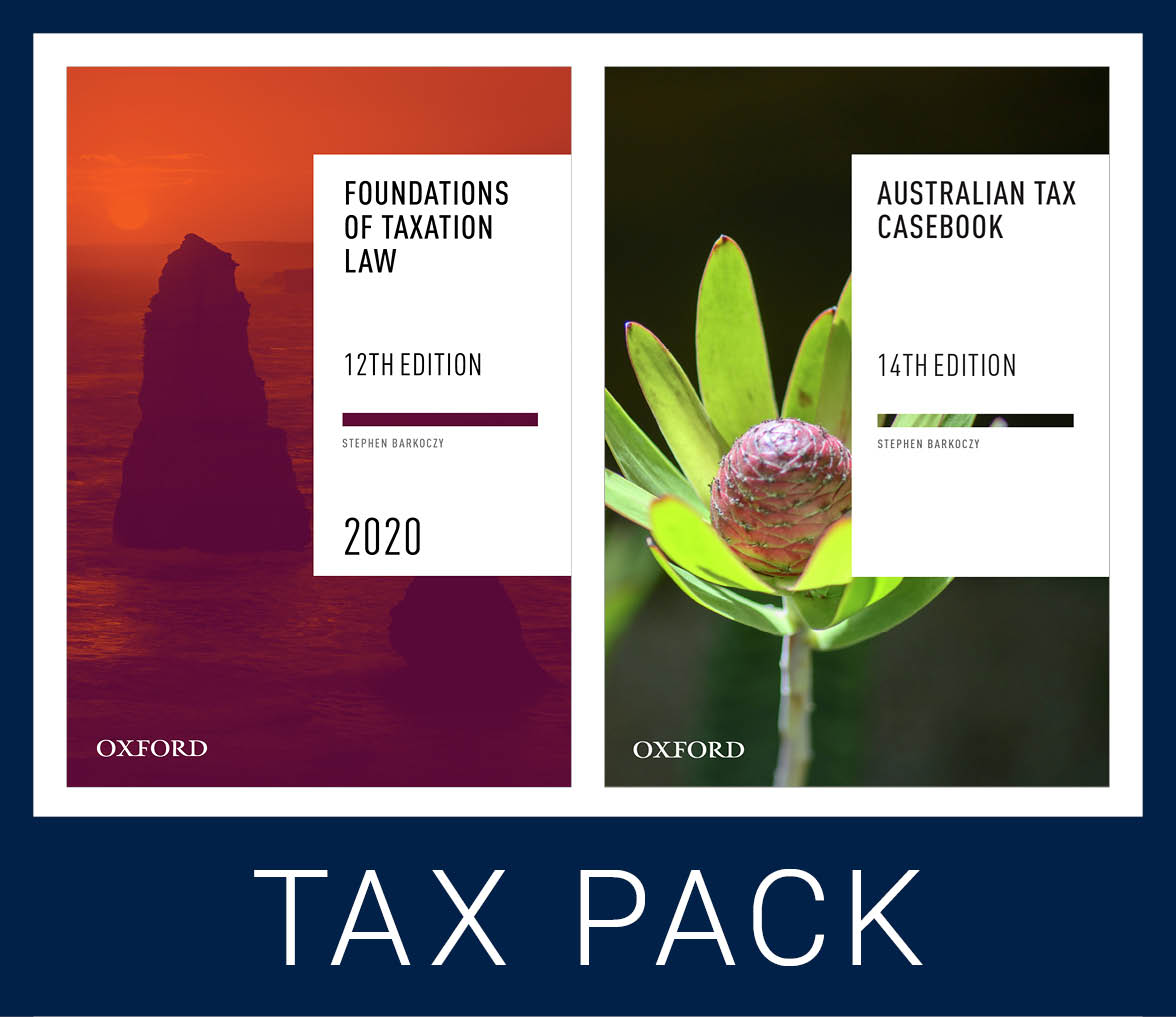Swinburne University Tax Pack 2020