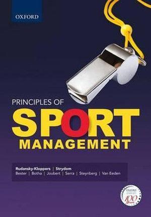 Principles of Sport Management