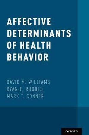 Affective Determinants of Health Behavior