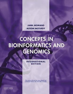 Concepts in Genomics and Bioinformatics