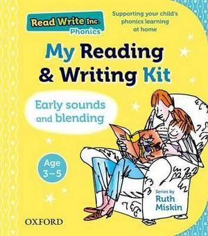 Read Write Inc: My Reading and Writing Kit Early Sounds and Blending