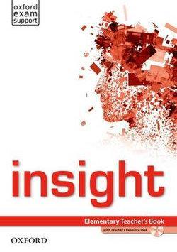 Insight Elementary Teacher's Book and Teacher's Resource Disk Pack