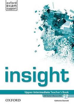 Insight Upper-Intermediate Teacher's Book and Teacher's Resource Disk Pack
