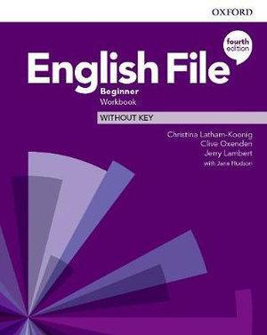 English File Beginner Workbook without Key