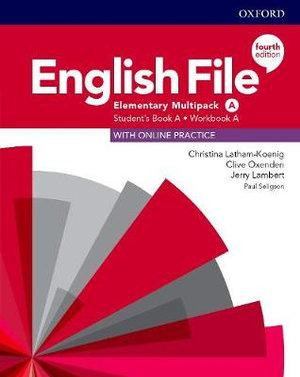 English File Elementary Multipack A