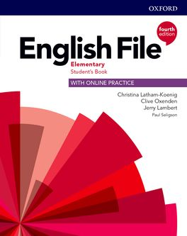 English File Elementary Student's Book and Student Resource Centre Pack