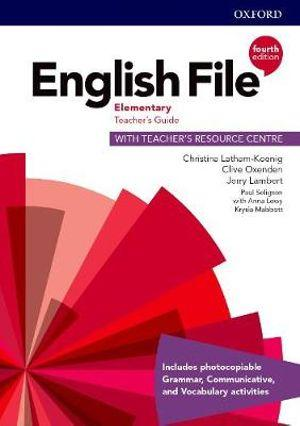 English File Elementary Teacher's Book and Teacher Resource Centre Pack