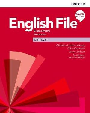 English File Elementary Workbook with Key