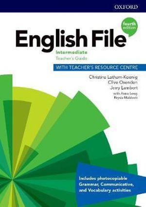 English File Intermediate Teacher's Book and Teacher Resource Centre Pack