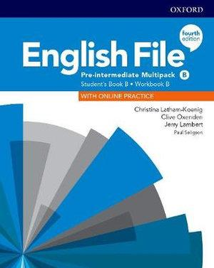 English File Pre-intermediate Multipack B