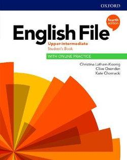 English File Upper Intermediate Student's Book with Online Practice