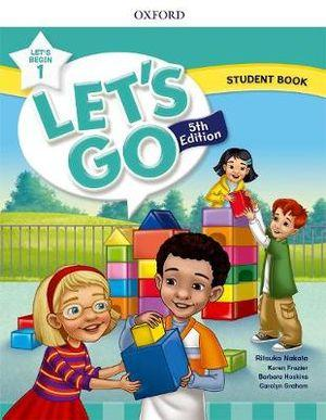 Let's Go, Let's Begin Level 1 Student's Book